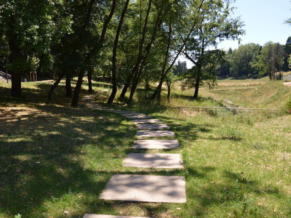 Am nagement du parc du vallon bureaux d 39 tudes d 39 ing nierie cap vert ing nierie - Bureau d etude paysage lyon ...