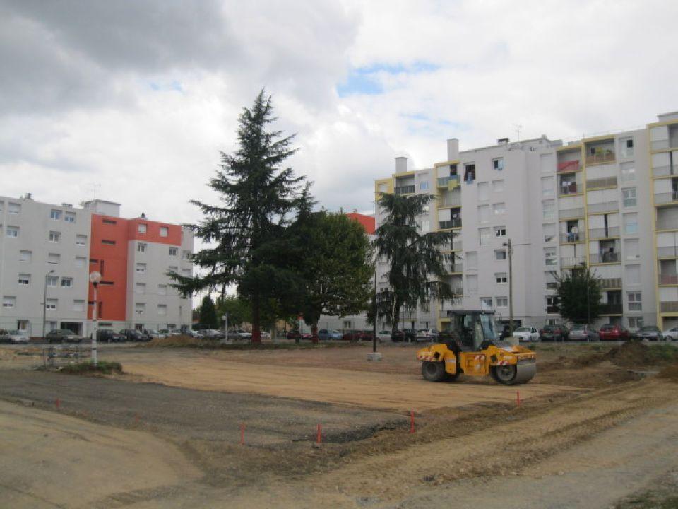 R habilitation du quartier du troussier bureaux d 39 tudes - Piscine de villefranche sur saone ...