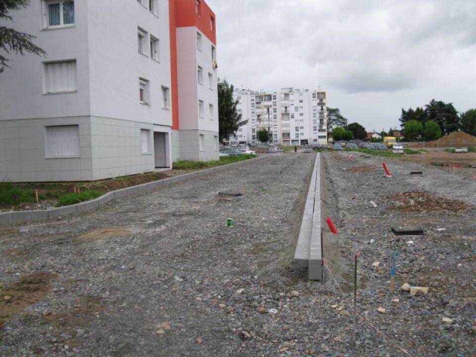 R habilitation du quartier du troussier bureaux d 39 tudes d 39 ing nier - Hbvs villefranche sur saone ...